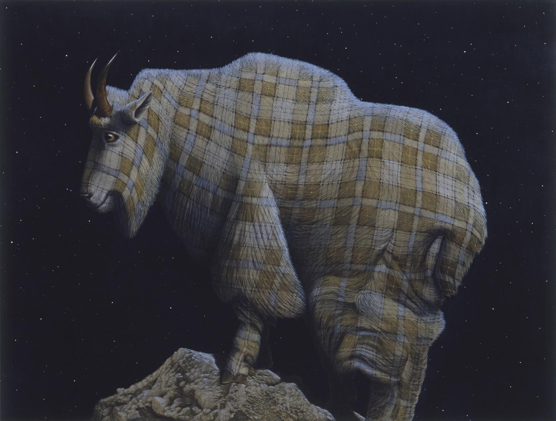 Sean Landers An Argument for Solipsism (Mountain Goat)