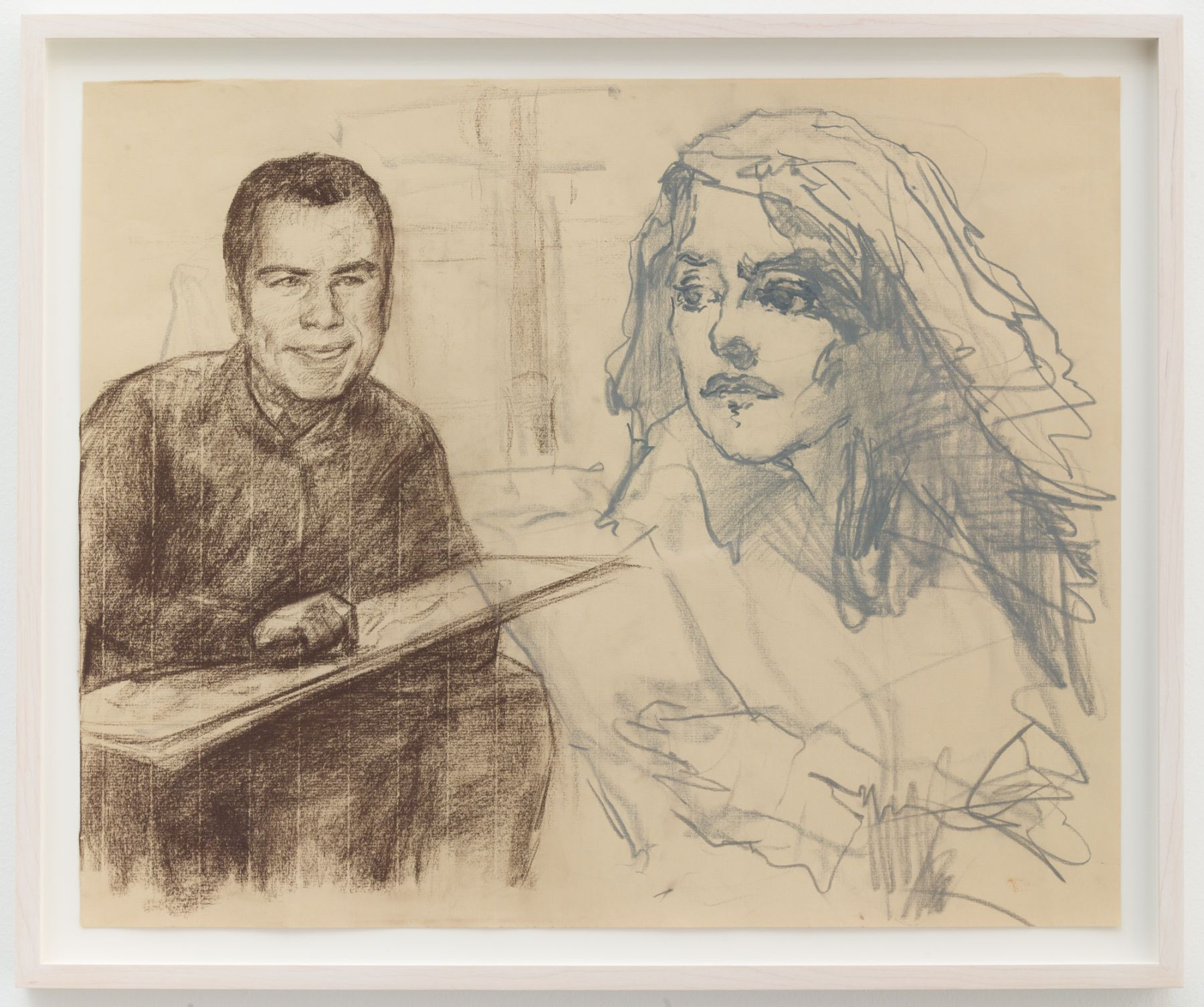 Christian Jankowski, Isabelle Huppert - John Travolta