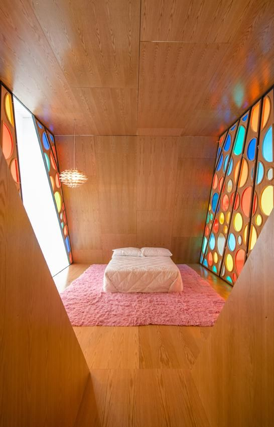 Jorge Pardo Spare Bedroom
