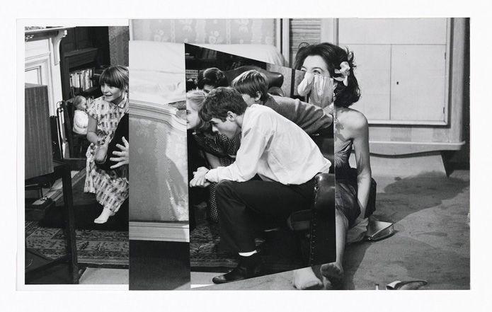 Untitled (Film Still Collage) II