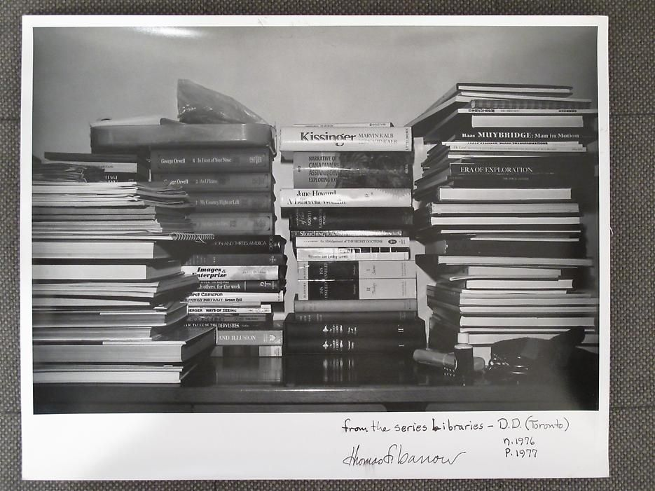 Thomas Barrow F/T/S Libraries - DD (Toronto)