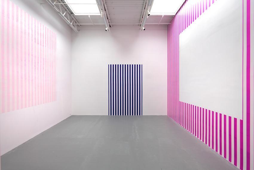 Daniel Buren Installation view 6