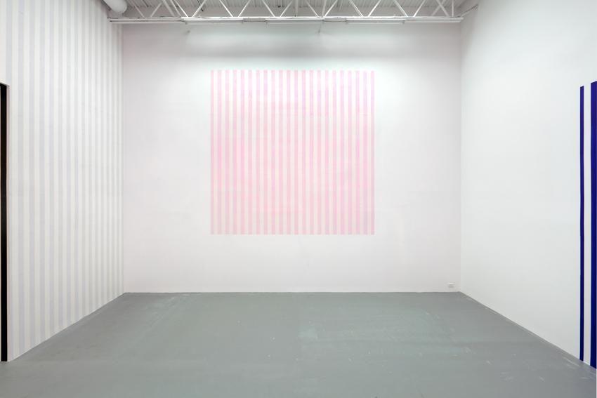 Daniel Buren Installation view 9