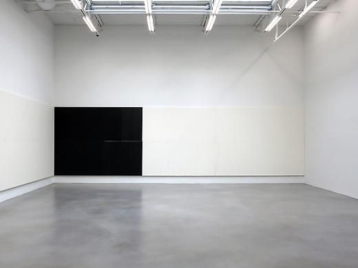 Wade Guyton Installation view 7