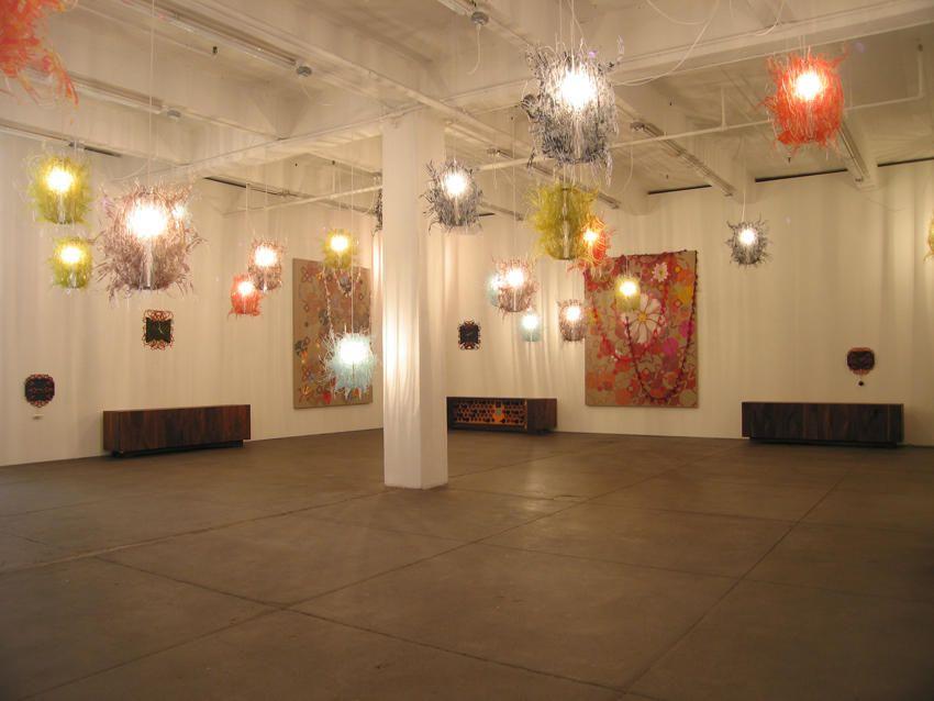 Jorge Pardo Installation view