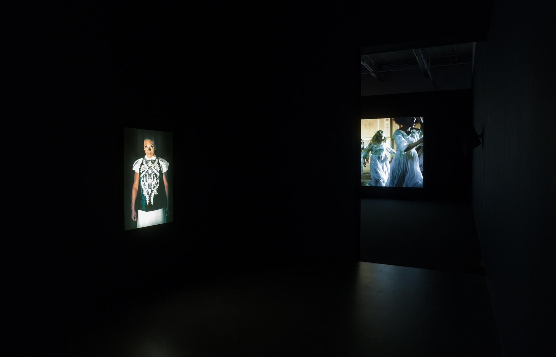 Yael Bartana Installation view 2