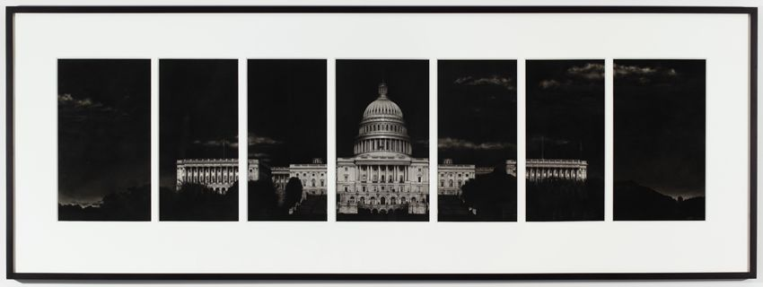 Study for Capitol (7 Parts)
