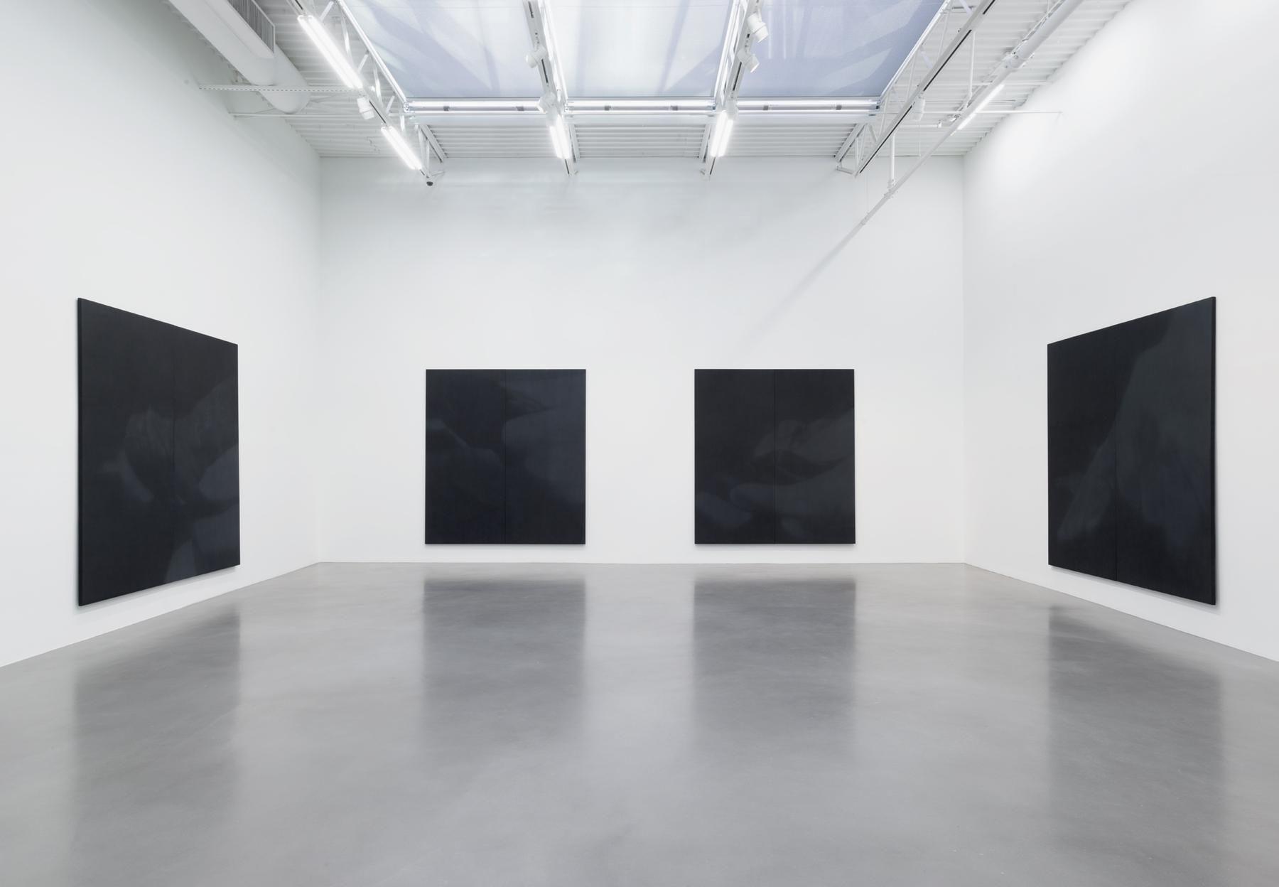 Troy Brauntuch Installation view 11