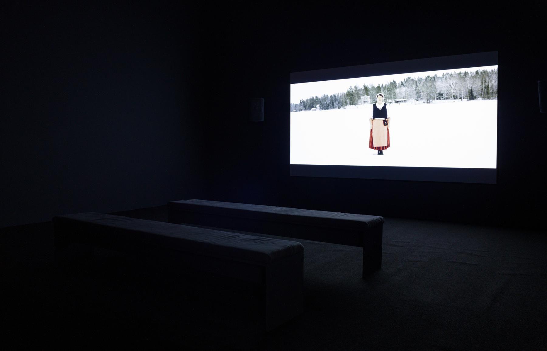Yael Bartana Installation view 3