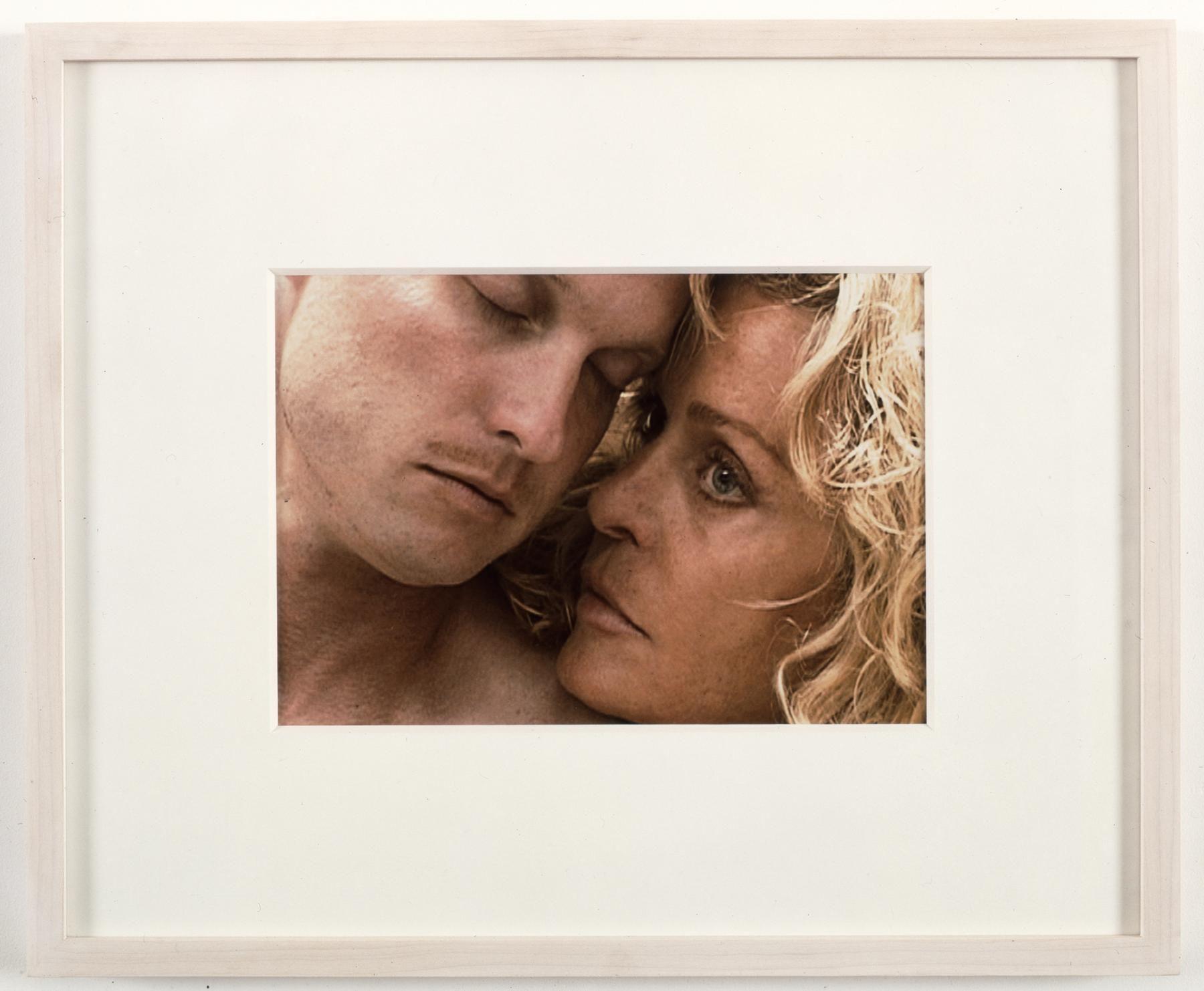 Keith Edmier and Farrah Fawcett