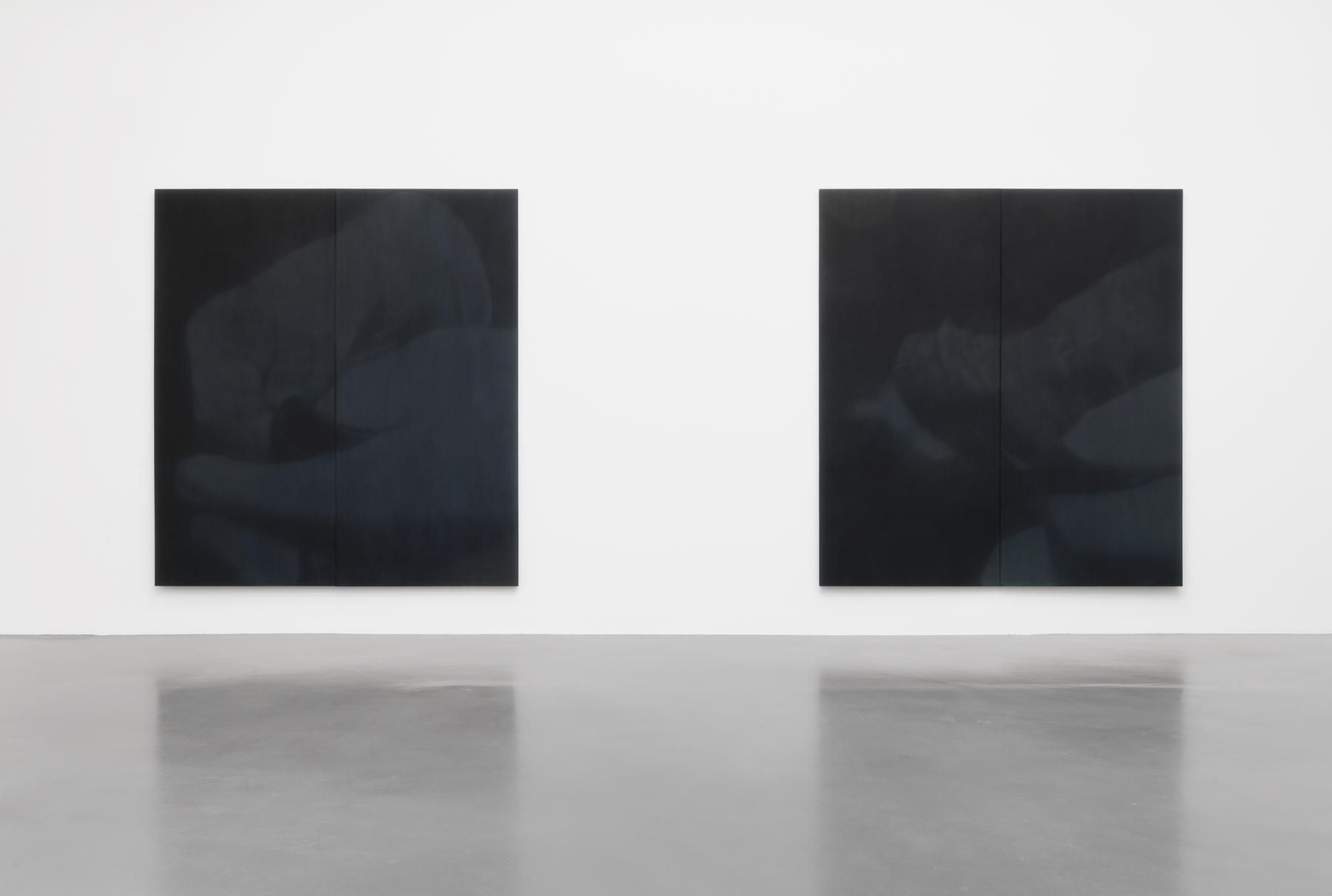 Troy Brauntuch Installation view 12