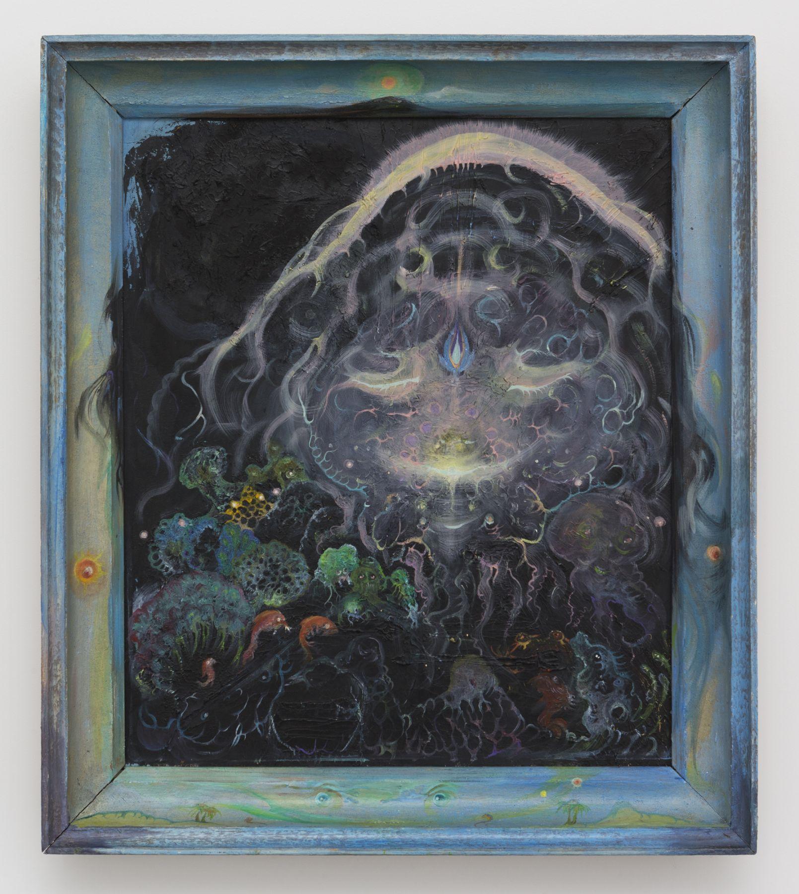 Vidya Gastaldon, Healing Painting (Marine monster)