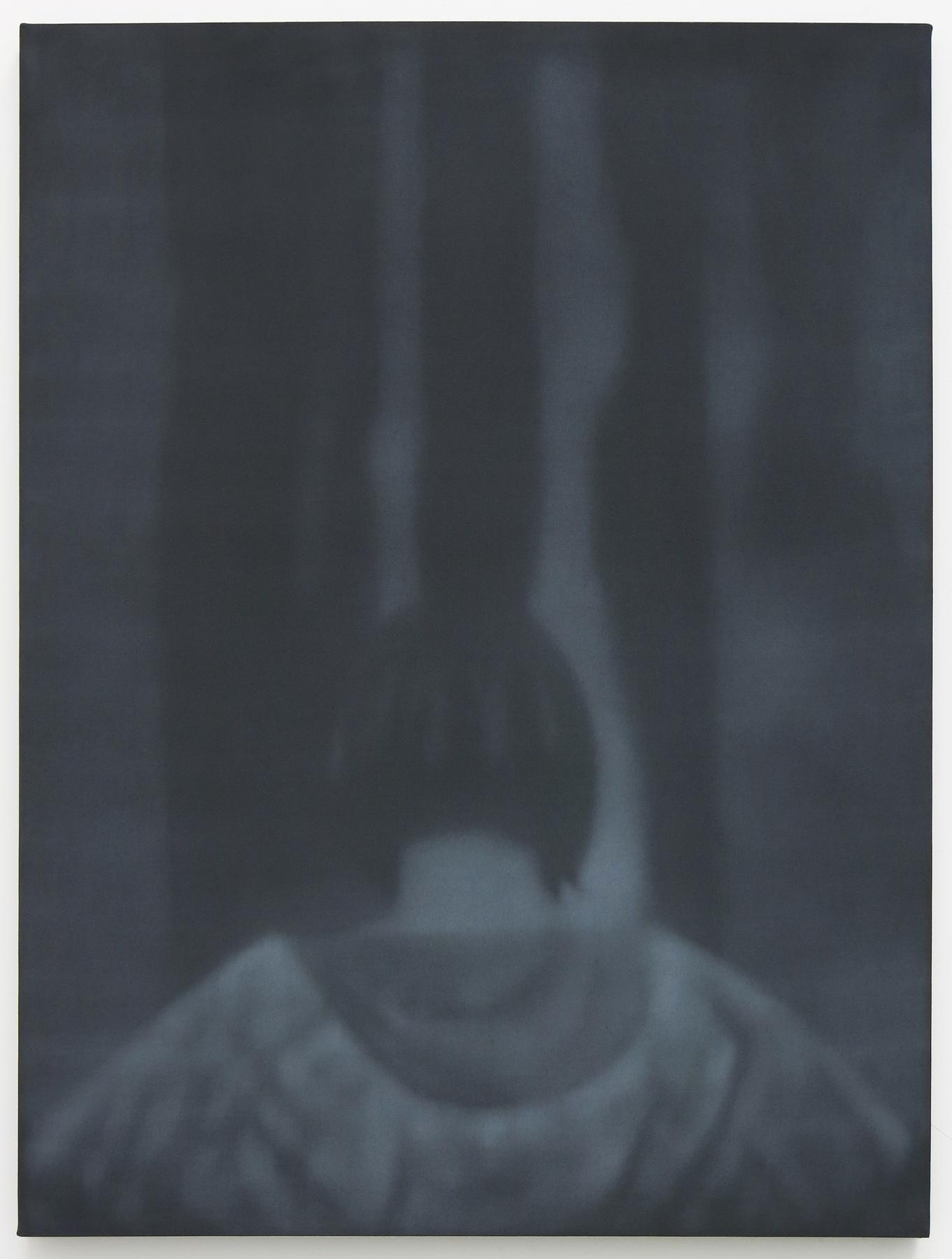 Troy Brauntuch Untitled (Head)
