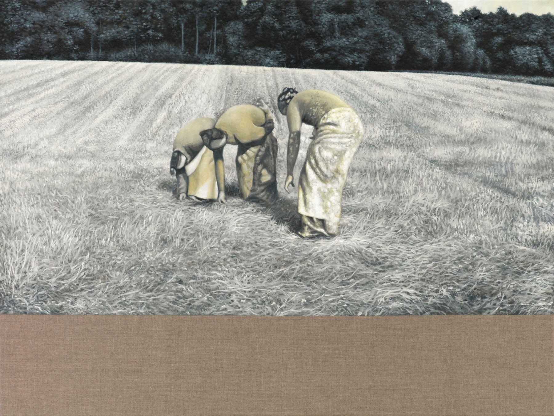 Christian Jankowski, Neue Malerei - Millet