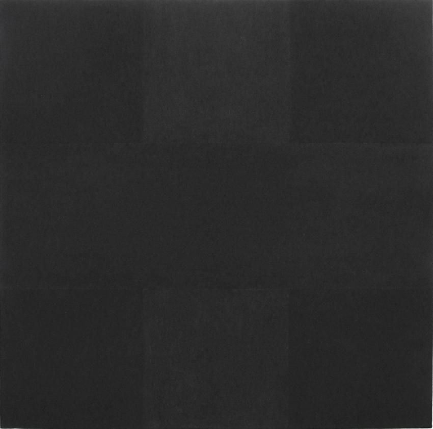 After Reinhardt (Abstract Painting, 1963)