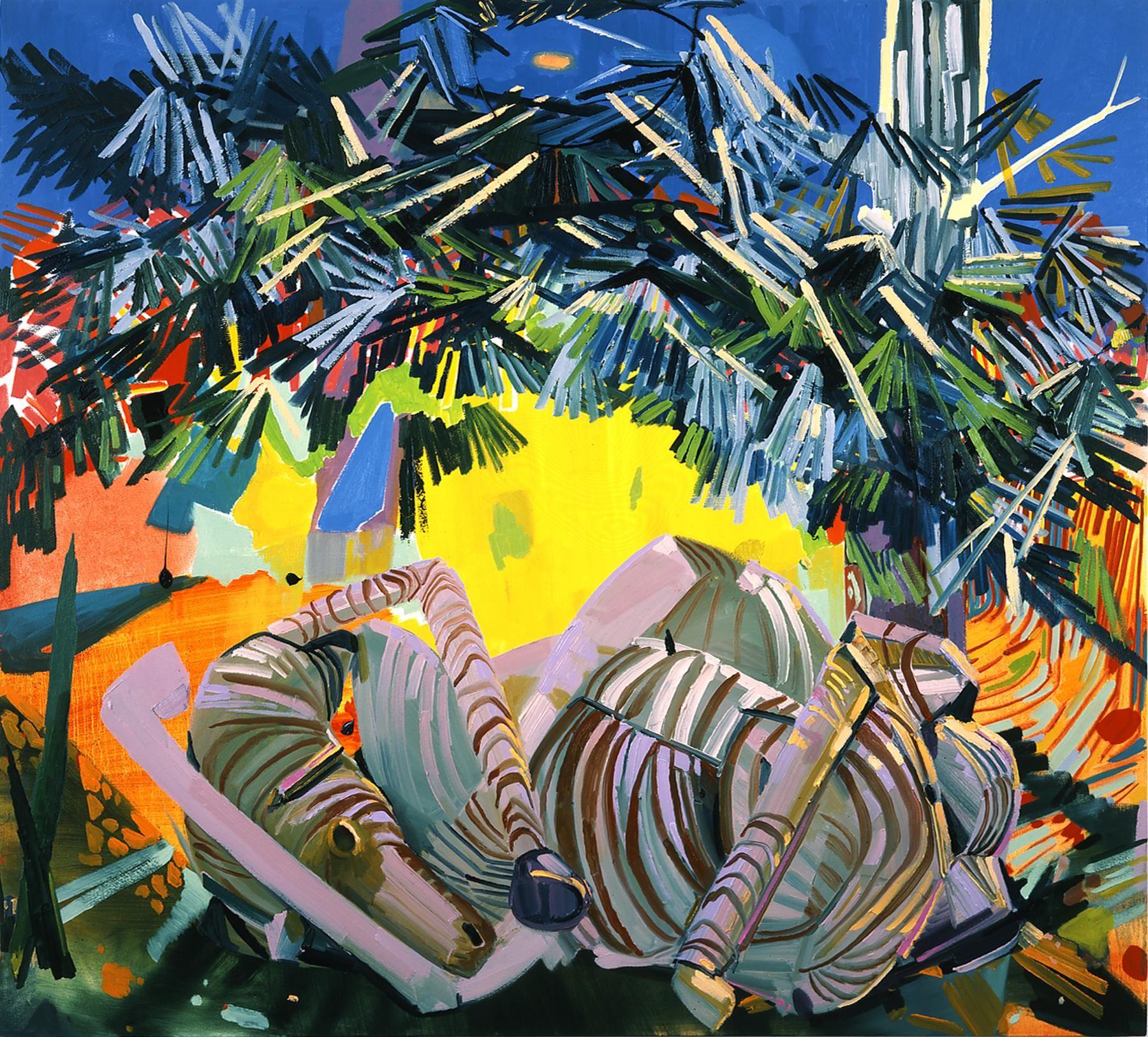 Dead Zebra 2003