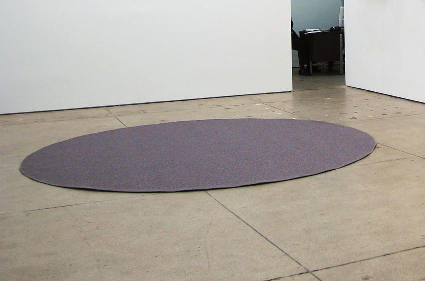 Untitled 2007 Carpet