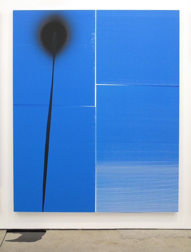 Wade Guyton Untitled 2010