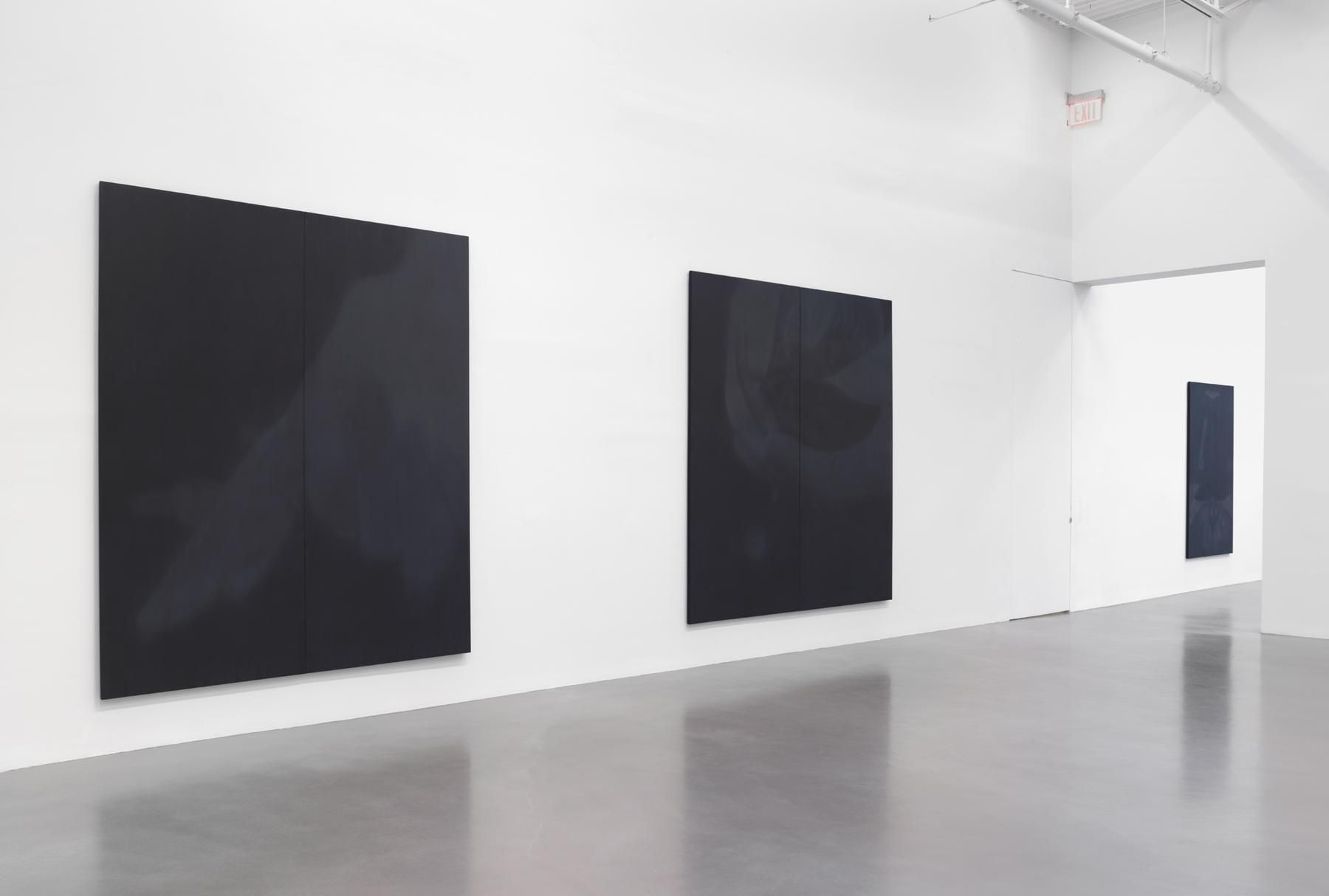 Troy Brauntuch Installation view 15