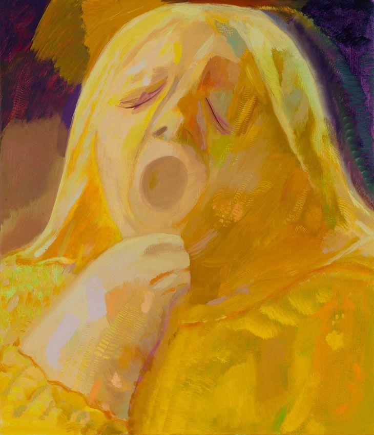 Yellow Yawner 2012