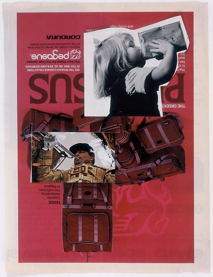 Untitled 2004 Collage