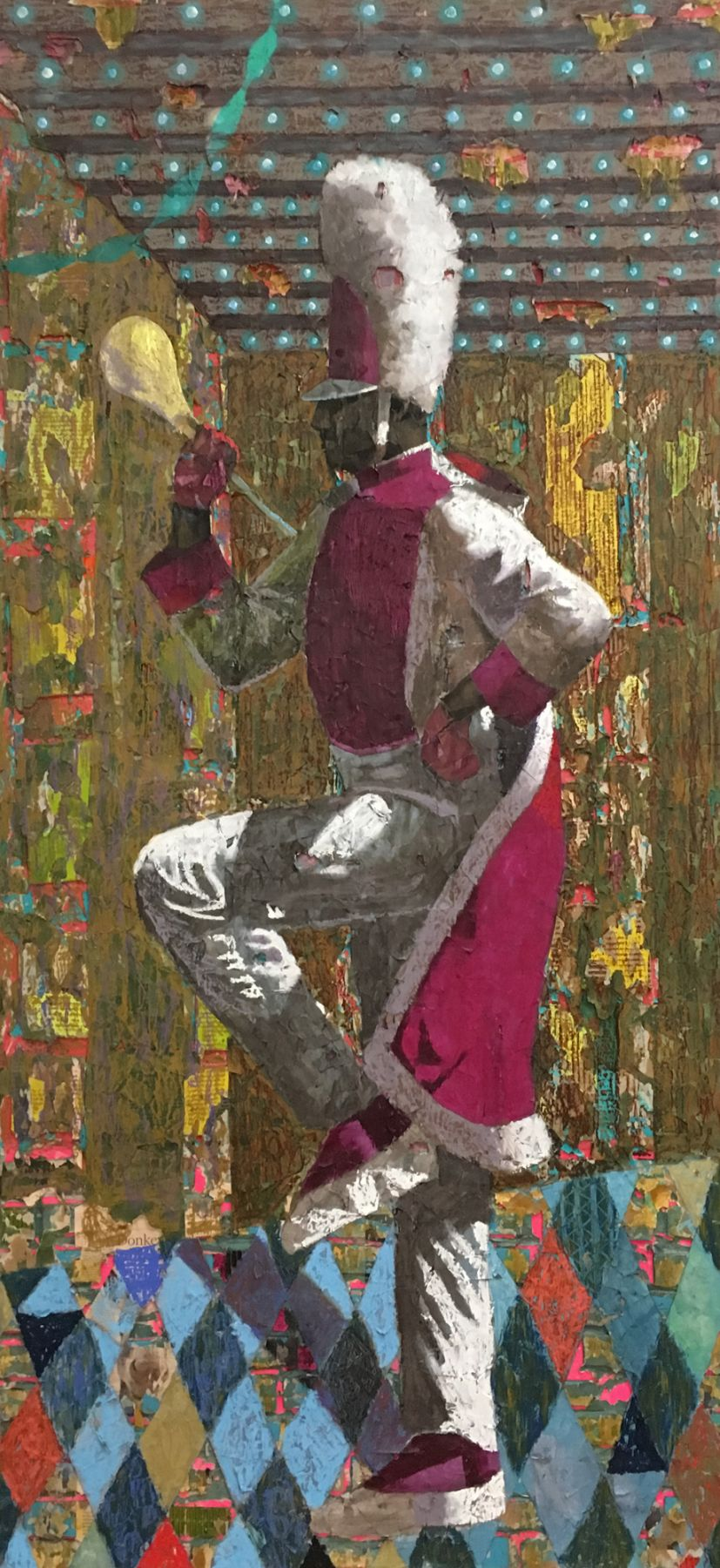 Derek Fordjour, Camelot
