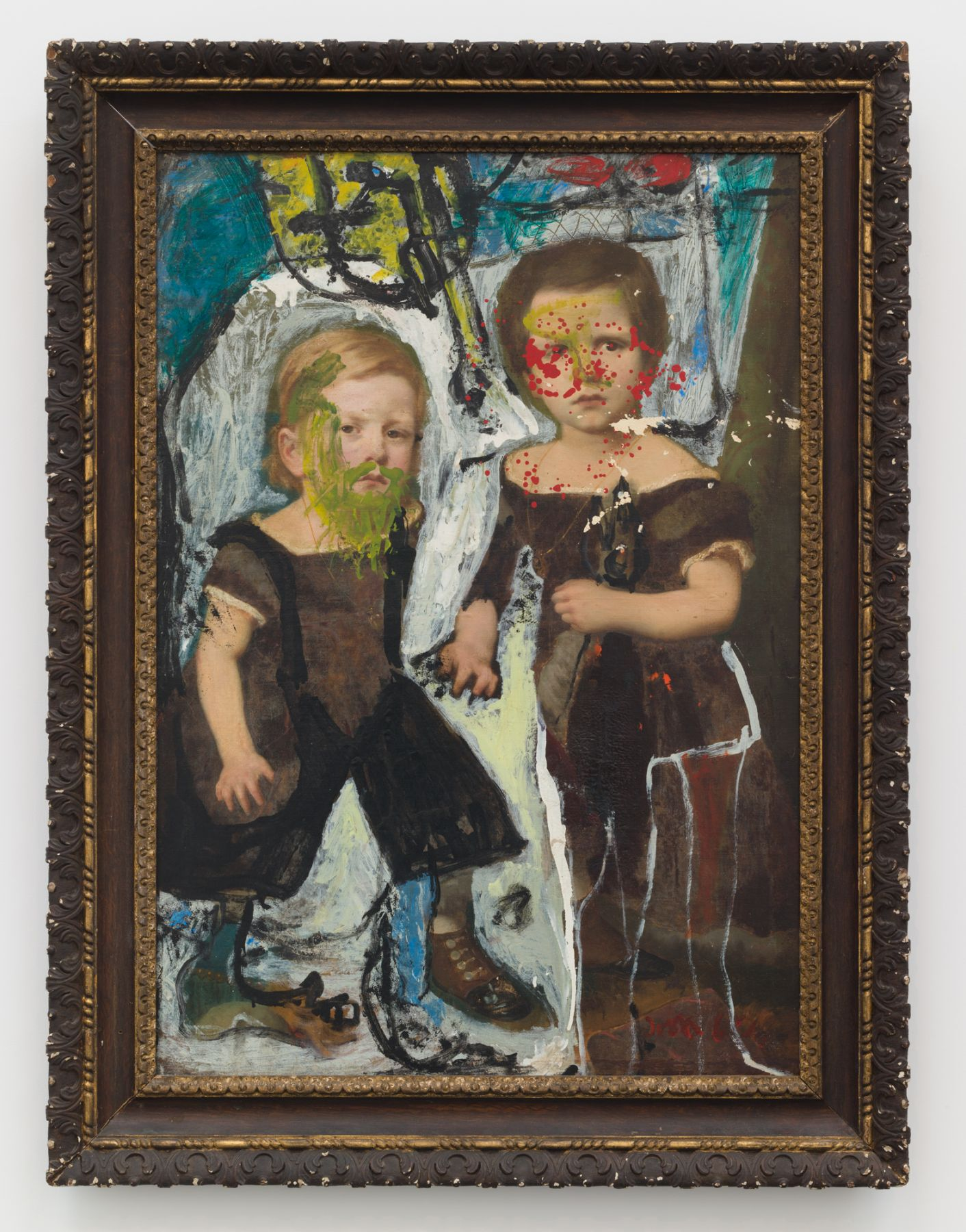 Asger Jorn, Brotherhood Above All (Fraternité avant tout)