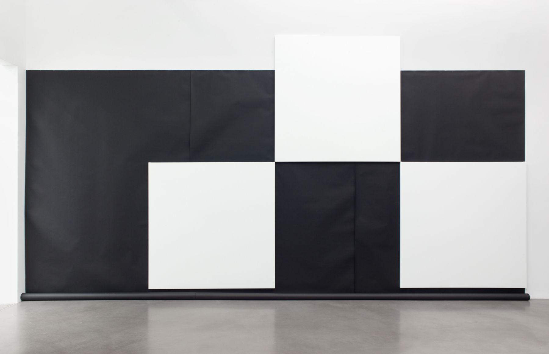 Heimo Zobernig, Untitled