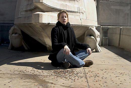 Empty Fountain 2005
