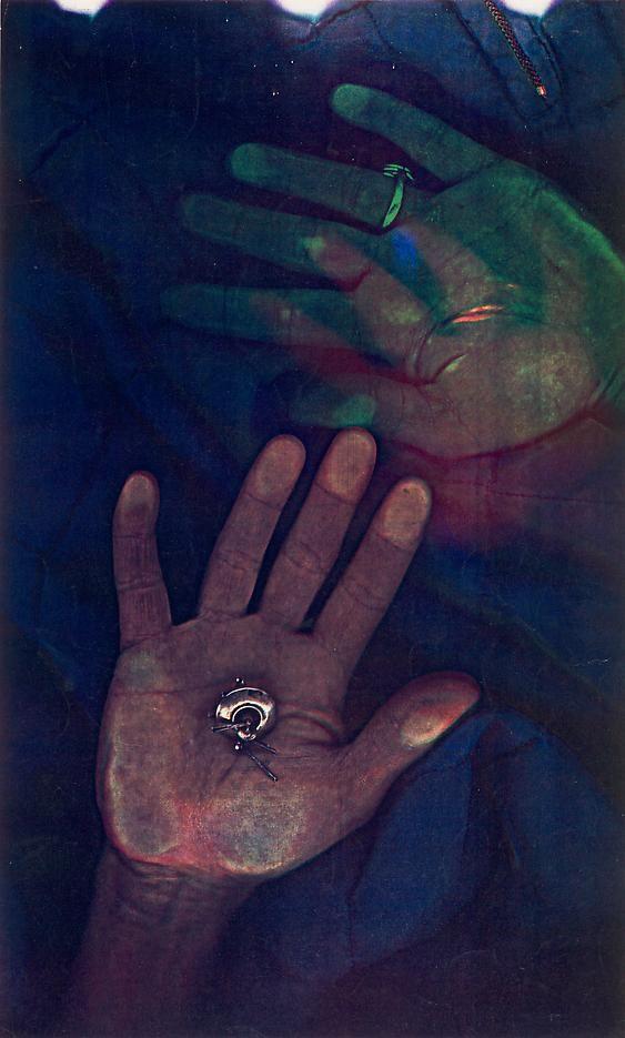 Jay DeFeo Untitled