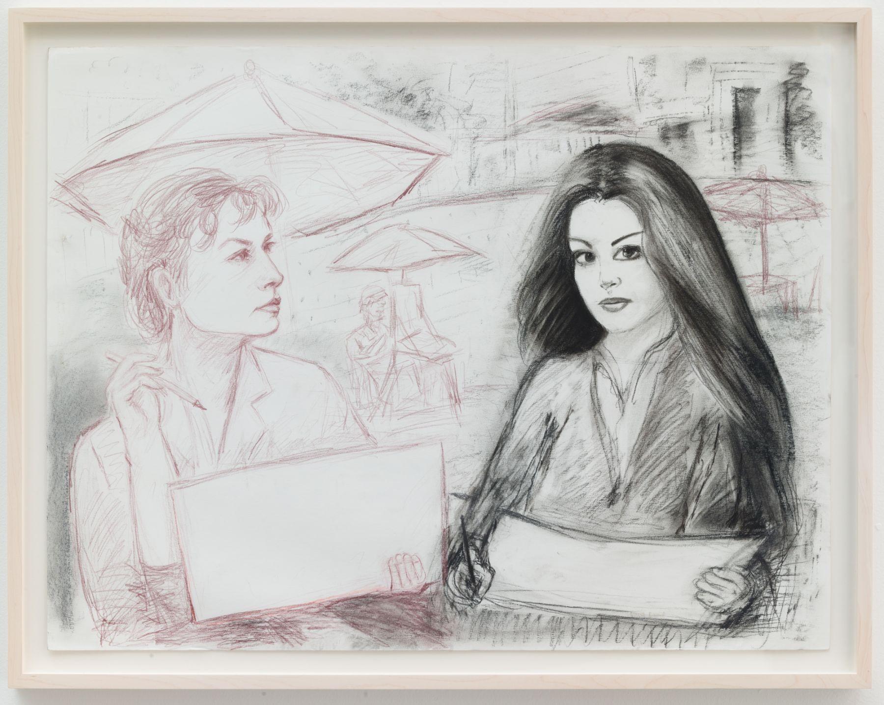 Christian Jankowski, Isabelle Huppert - Nastassja Kinski