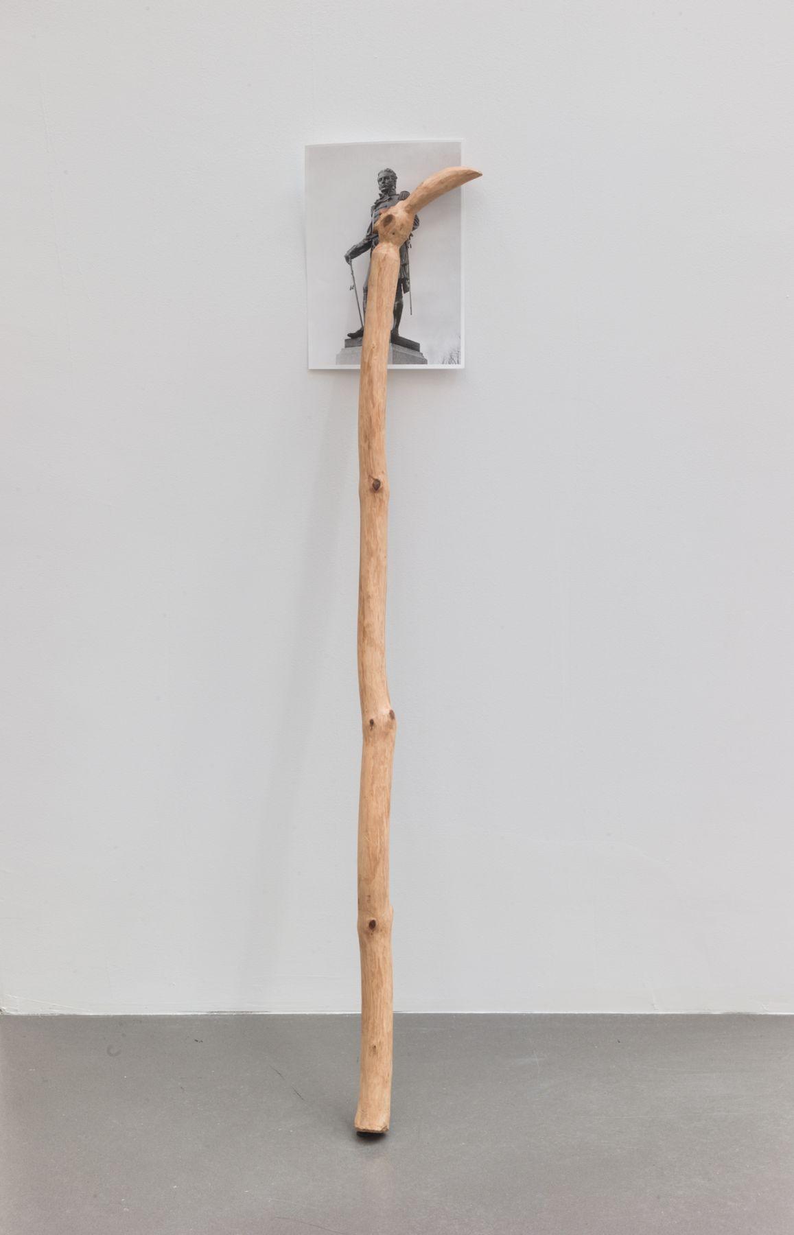 Christian Jankowski, Walking Logic - Nelso