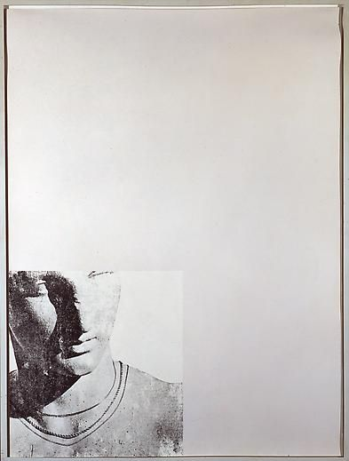 White Statue 1976
