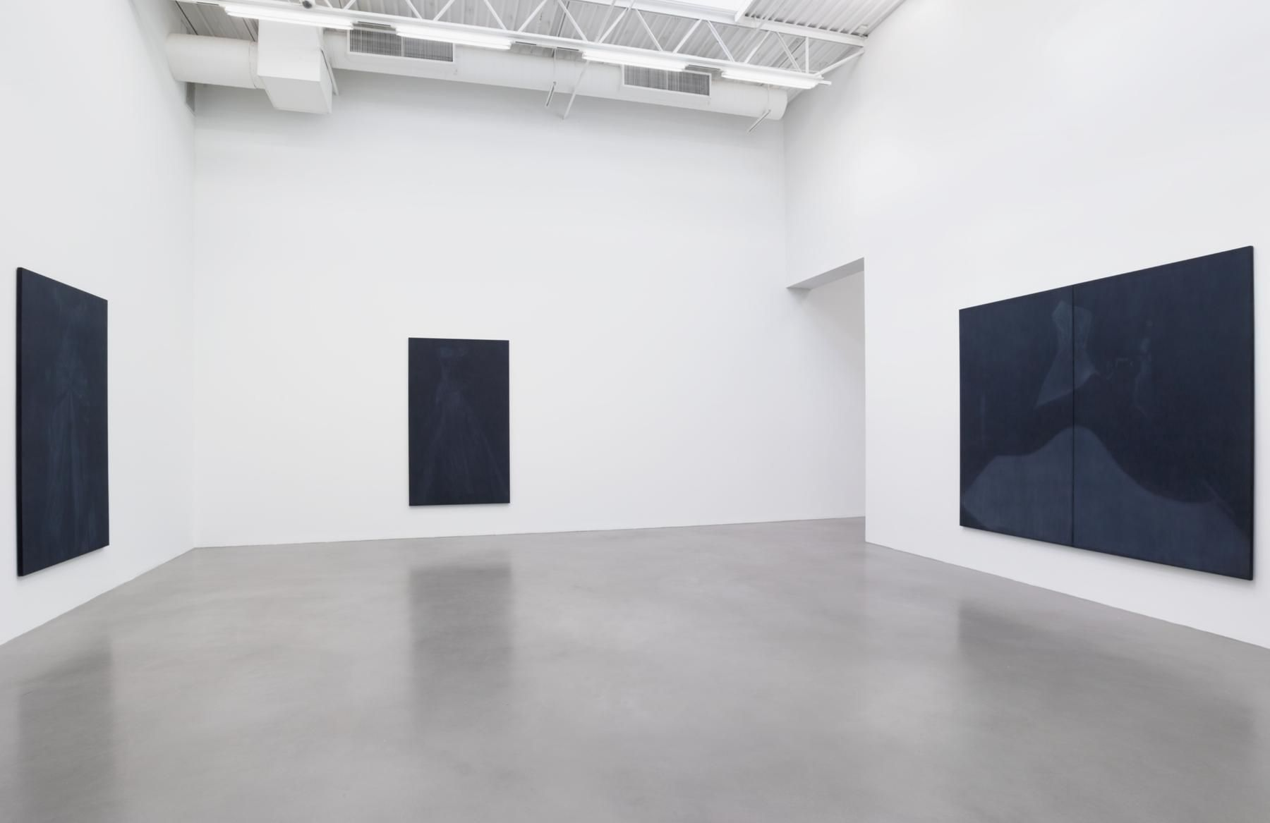 Troy Brauntuch Installation view 3