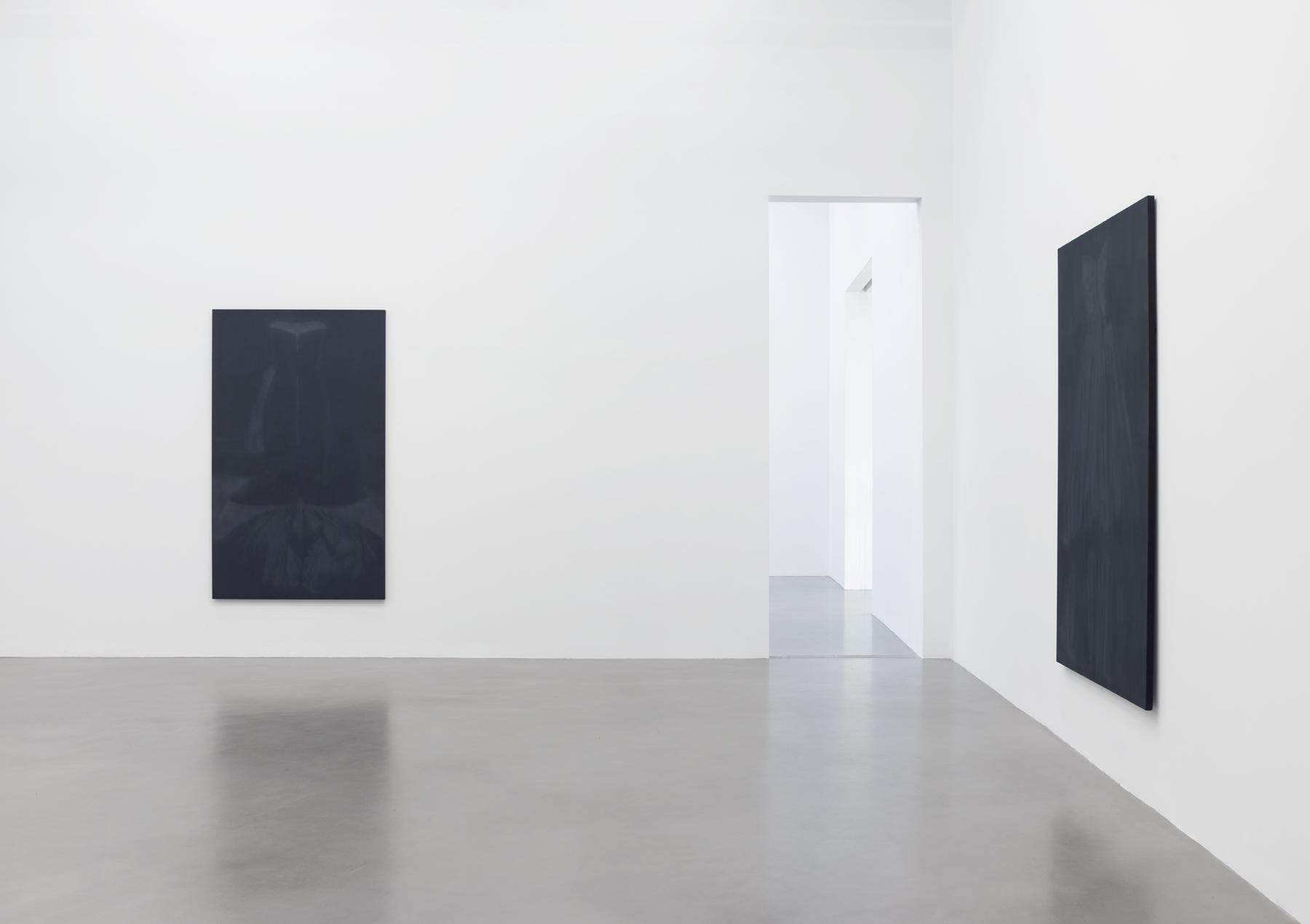 Troy Brauntuch Installation view 5