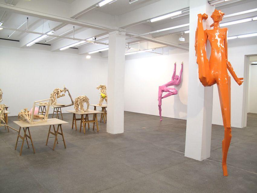 weekend ü Installation view