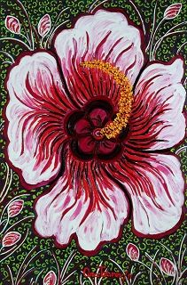 Joy (Hibiscus) (Garden-La Fleur du Cap), 2011 - 4196
