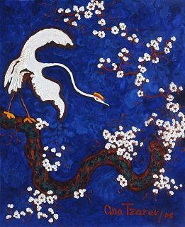 Blue Mood I, 2005 n2349