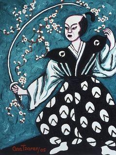 Turquoise Samurai, 2005 n2376