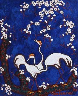 Blue Mood II, 2005 n2350