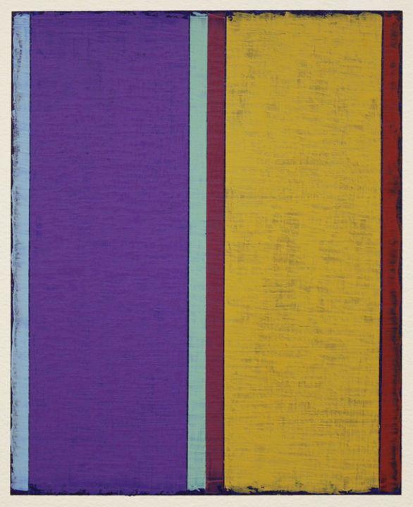 Steven Alexander, work on paper