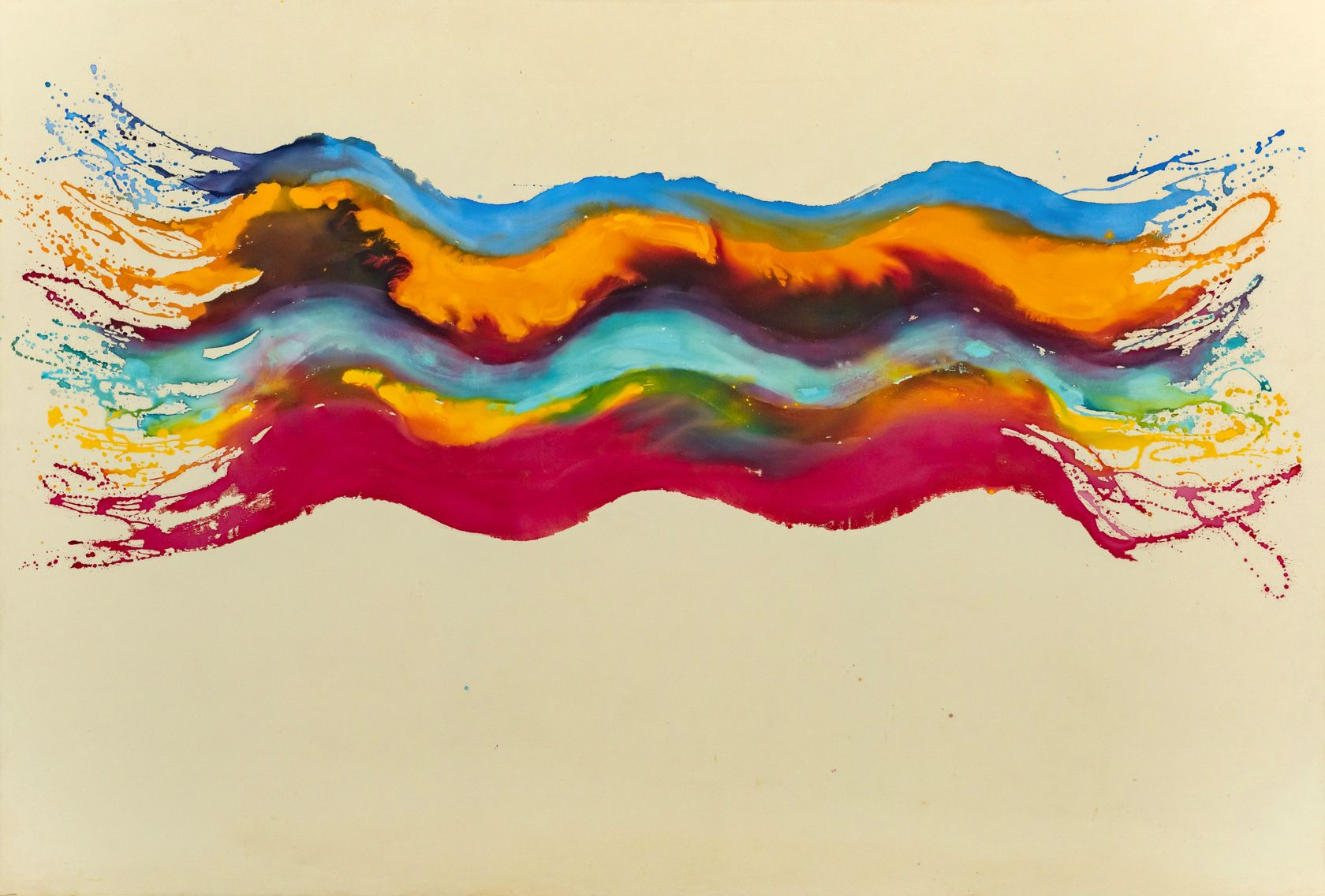 Candy, 1969, 82 X 121 inches