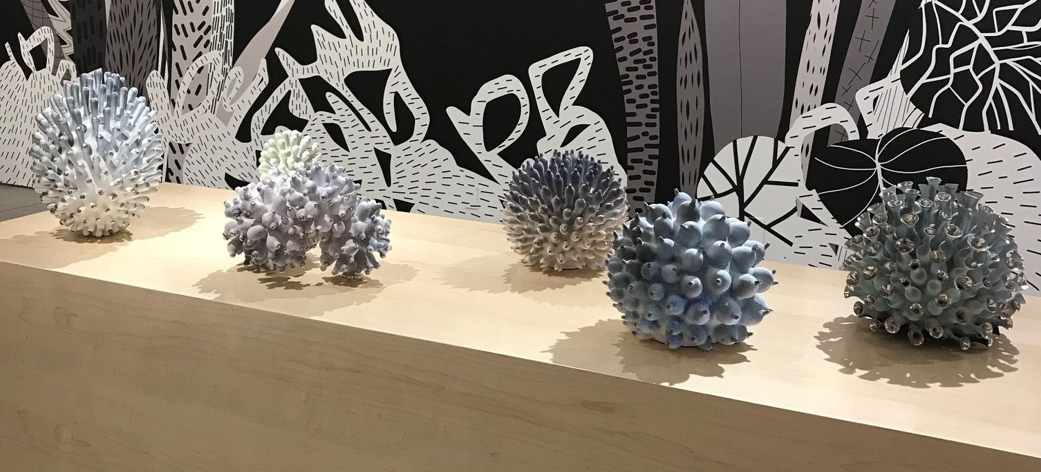 Eva Zethraeus and Amy Kao Exhibition at Hostler Burrows