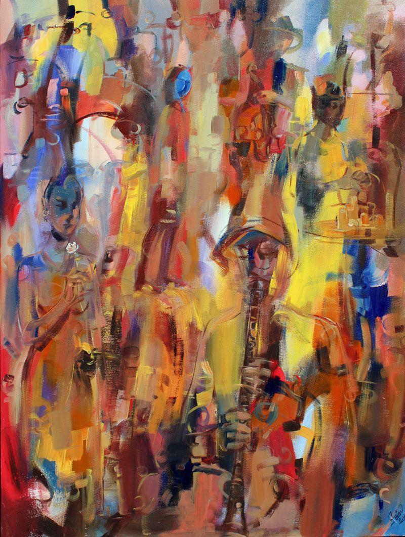 Clarinet Lament