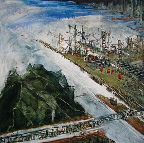 Judith Belzer, Edgelands #16 (2012)