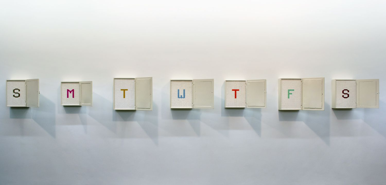 John Salvest, Reminder (SMTWTFS), 2014