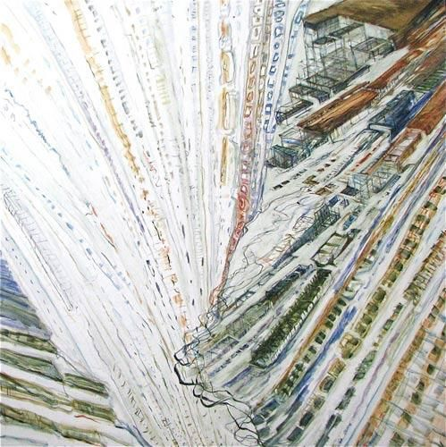 Judith Belzer, Through Lines #30 (2011)