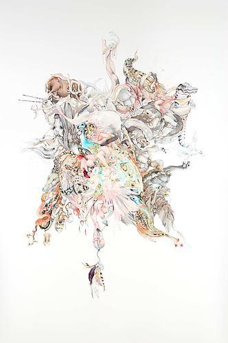 Laura Ball, Mandala 1 (2011)