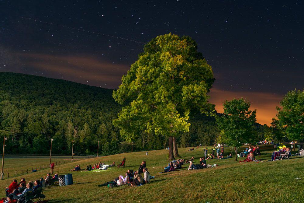 David S. Allee, Fireworks, 2016