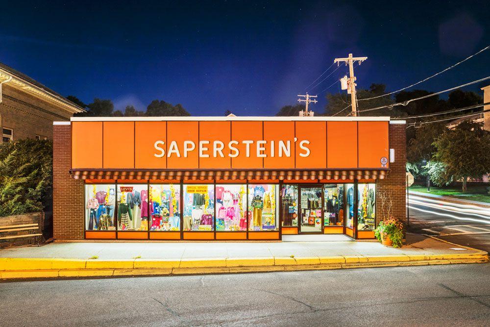 David S. Allee, Saperstein's, 2015
